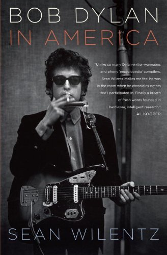 The cover of Bob Dylan In America