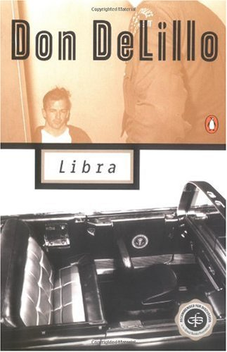 The cover of Libra (Contemporary American Fiction)