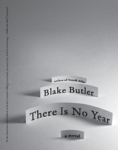 The cover of There Is No Year: A Novel