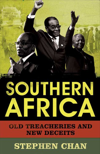 The cover of Southern Africa: Old Treacheries and New Deceits