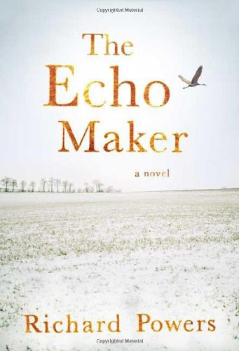 The cover of The Echo Maker: A Novel