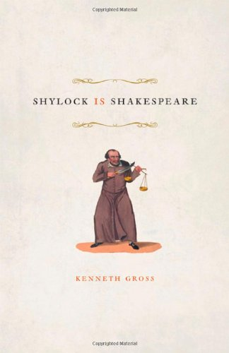 The cover of Shylock Is Shakespeare