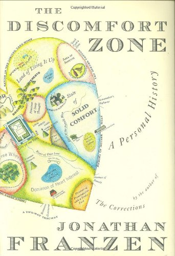 The cover of The Discomfort Zone: A Personal History