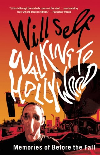The cover of Walking to Hollywood: Memories of Before the Fall
