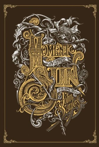 The cover of A Moment in the Sun