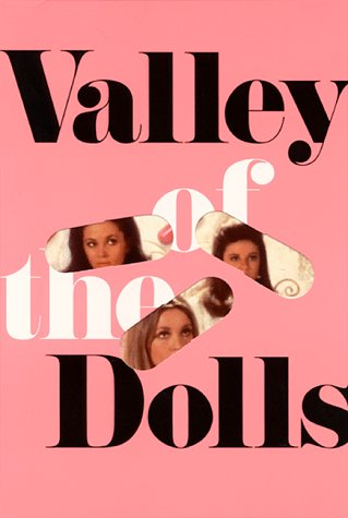 The cover of Valley of the Dolls