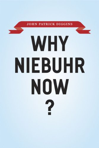 The cover of Why Niebuhr Now?