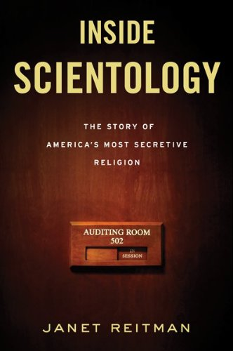 The cover of Inside Scientology: The Story of America's Most Secretive Religion