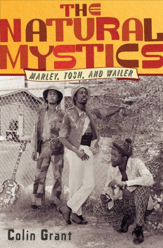The cover of The Natural Mystics: Marley, Tosh, and Wailer