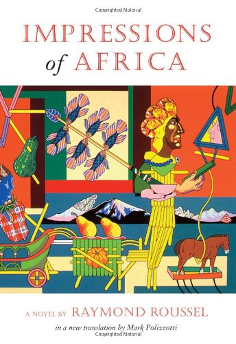 The cover of Impressions of Africa (French Literature Series)