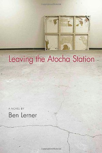 The cover of Leaving the Atocha Station
