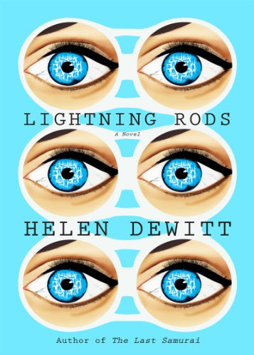 The cover of Lightning Rods