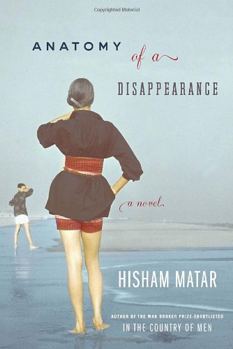 The cover of Anatomy of a Disappearance: A Novel