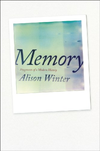 The cover of Memory: Fragments of a Modern History