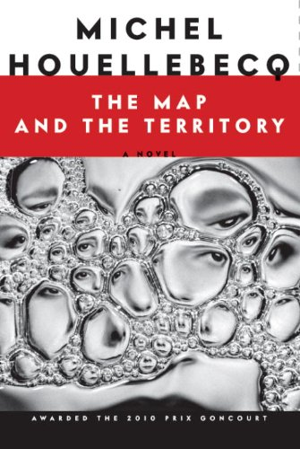 The cover of The Map and the Territory