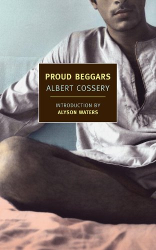 The cover of Proud Beggars (New York Review Books Classics)