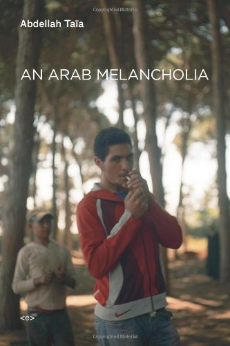 The cover of An Arab Melancholia (Semiotext(e) / Native Agents)
