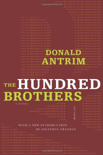 The cover of The Hundred Brothers: A Novel