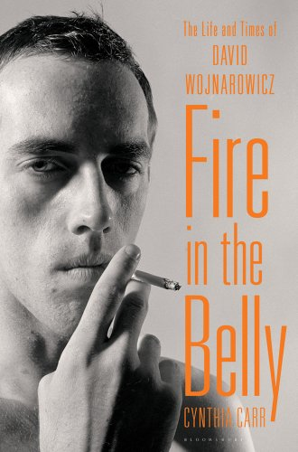 The cover of Fire in the Belly: The Life and Times of David Wojnarowicz