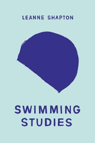 The cover of Swimming Studies