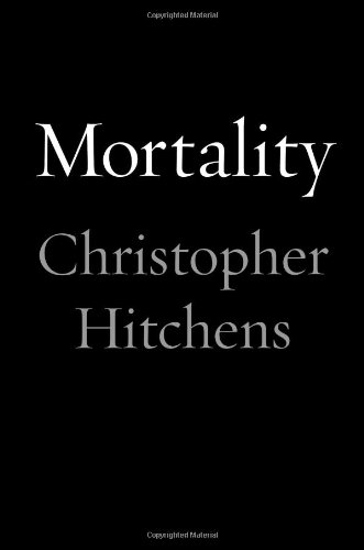 The cover of Mortality