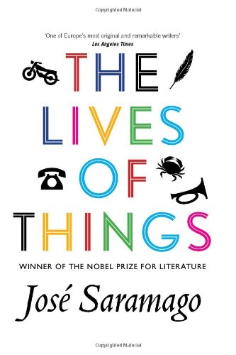 The cover of The Lives of Things