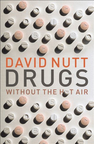 The cover of Drugs Without the Hot Air