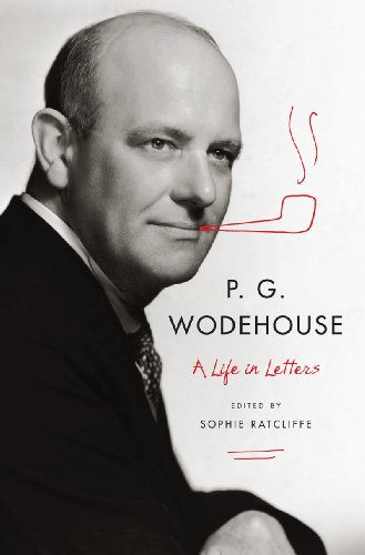 The cover of P. G. Wodehouse: A Life in Letters