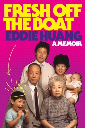 The cover of Fresh Off the Boat: A Memoir