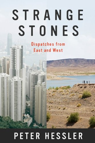 The cover of Strange Stones: Dispatches from East and West (P.S.)