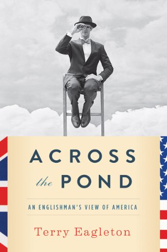The cover of Across the Pond: An Englishman's View of America
