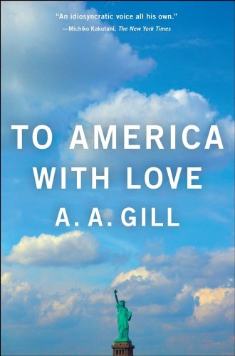 The cover of To America with Love