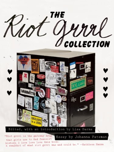 The cover of The Riot Grrrl Collection