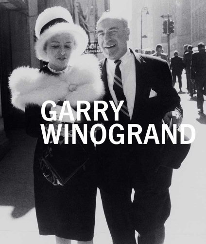 The cover of Garry Winogrand (San Francisco Museum of Modern Art)