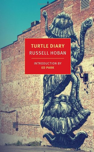 The cover of Turtle Diary (New York Review Books Classics)