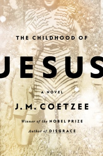 The cover of The Childhood of Jesus