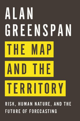 The cover of The Map and the Territory: Risk, Human Nature, and the Future of Forecasting