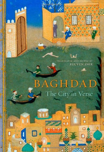 The cover of Baghdad: The City in Verse