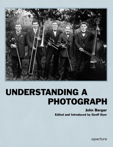 The cover of Understanding a Photograph