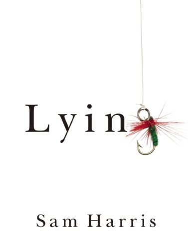 The cover of Lying