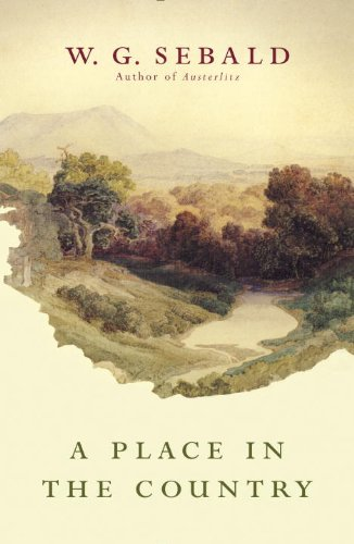 The cover of A Place in the Country