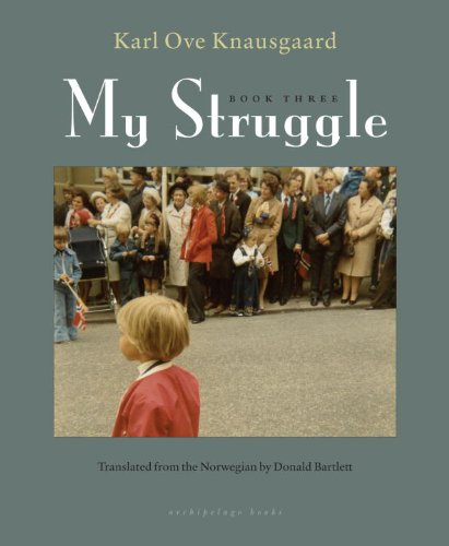 The cover of My Struggle: Book Three
