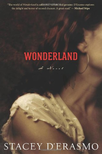 The cover of Wonderland