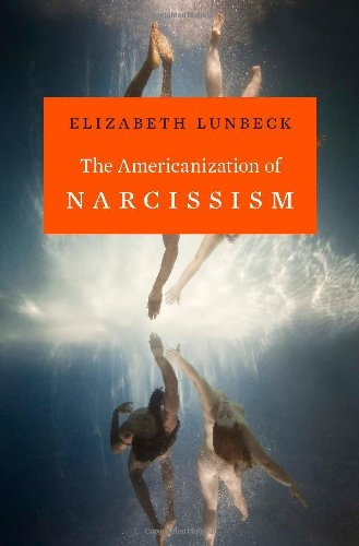 The cover of The Americanization of Narcissism