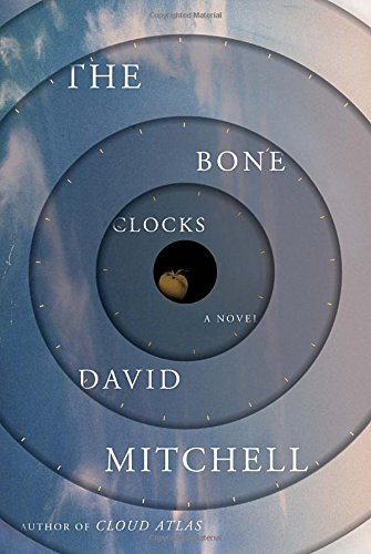 The cover of The Bone Clocks: A Novel