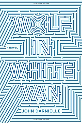 The cover of Wolf in White Van: A Novel
