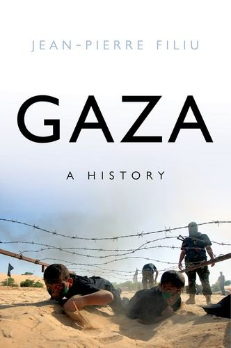 The cover of Gaza: A History