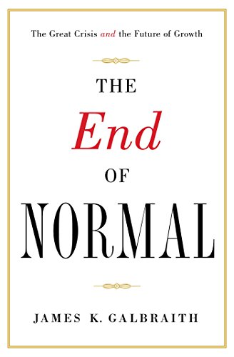 The cover of The End of Normal: The Great Crisis and the Future of Growth