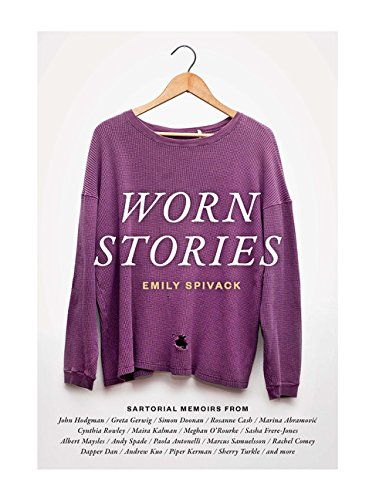 The cover of Worn Stories