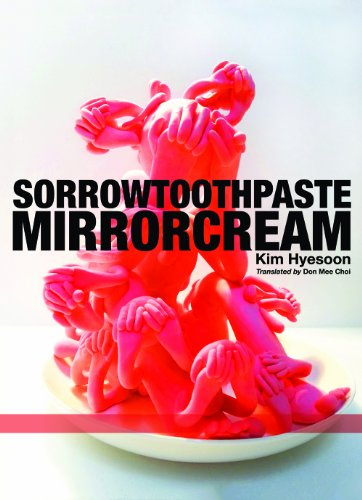 The cover of Sorrowtoothpaste Mirrorcream